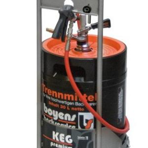 Airless gel spray restaurangmaskiner av boyensbackservicee| Panea