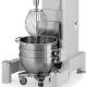 Kraftiga Tekno 80 100 120 blandningsmaskiner för industribageri | Panea