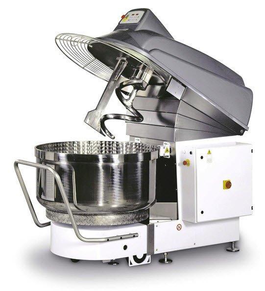 Spiralblandare Industribageri maskiner för små och stora restauranger   Panea