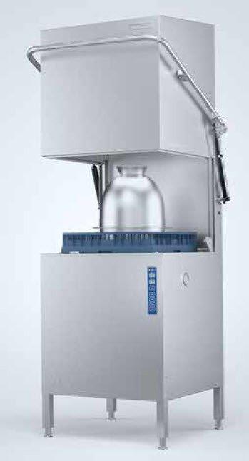 Combo WD-7 Inredningsdiskmaskin för restaurangmaskiner   Panea