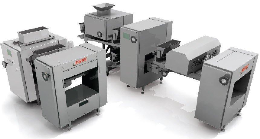 Jostecs bagerimaskiner för att göra deg| Panea