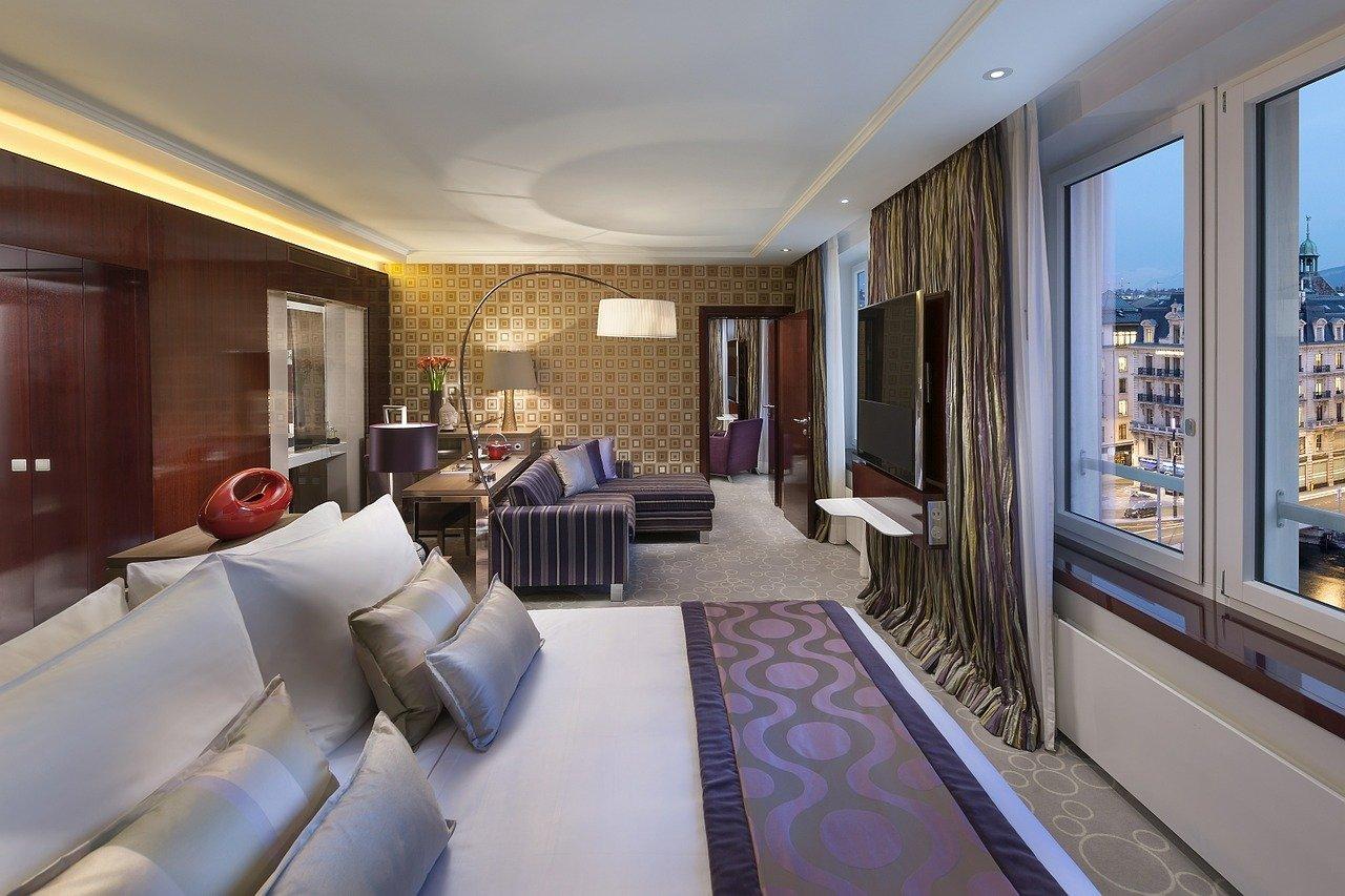 inredning av hotellet | Panea