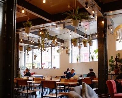 Inredning restaurang   Panea