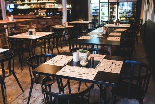 Café Interiör | Panea